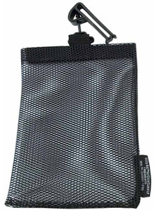 "Open Mesh Utility Guard End 5"" x 8"" Black"