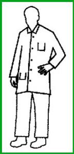 Promax Lab Coats Open Cuff - two Pocket (30 per case)