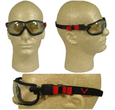 Pyramex #GB1880ST V2G Safety Eyewear w/ Indoor Outdoor Lens