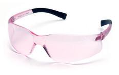 Pyramex #S2517SN Mini Ztek Safety Eyewear w/ Pink Lens