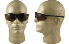 Pyramex #SB3715D Fortress Safety Eyewear w/ Coffee Lens