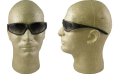 Smith and Wesson #7849 38 Special Safety Eyewear w/ Gradient Smoke Lens