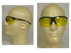 Smith and Wesson #OL3006Y-200i 30.06 Reading Safety Eyewear w/ 2.0 Amber Lens
