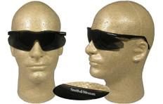 Smith and Wesson #5844ff Magnum Safety Eyewear w/ Fog Free Smoke Lens