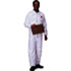 Tyvek® Coverall with Elastic Wrists and Ankles (5 SAMPLE PACK)