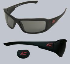 Edge #XB136 Brazeau Safety Eyewear Torque Frame w/ Smoke Lens