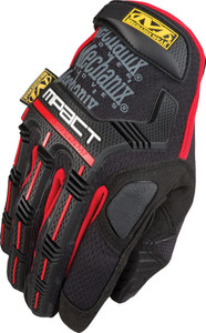 Mechanix MPT M-Pact Glove – Black/Red