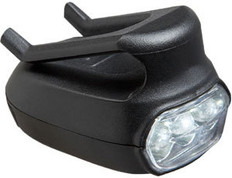 Mastervision #308CS Safety Helmet Headsup LED lights