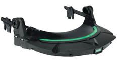 MSA #10154622 Safety Helmet Full Brim Adapter Slotted