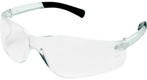 MCR Crews #BK110 Bearkat Safety Eyewear w/ Clear Lens