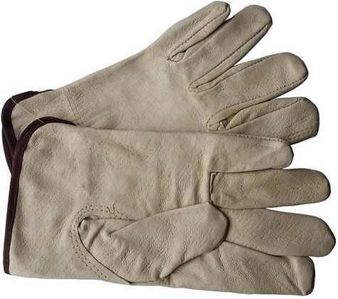 Unlined Pigskin Leather Driver Gloves (priced and sold by the dozen)
