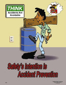 Accident Prevention Poster - 24X32