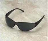 Boas-Wraparounds Safety Glasses Smoke Lens