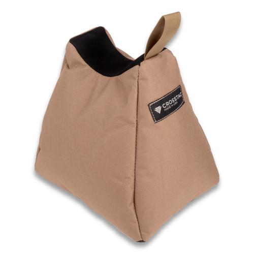 Big Front Bag Shooting Bag in Coyote Brown