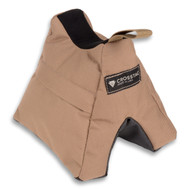 Saddle Bag Shooting Rest, pre-filled