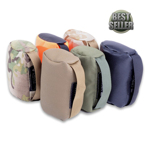 Rear shooting bags from coyote to MultiCam !