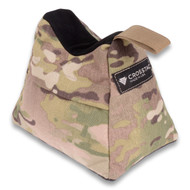 Rear shooting bag in MultiCam