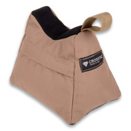 Ultralight rear shooting bag in Coyote Brown