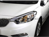 2014+ Forte-K3 Chrome Headlight Molding Kit