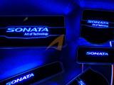 2011-2014 Sonata LED Console Plate Kit