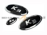 2014+ Forte-K3 Sedan Factory Emblem Set