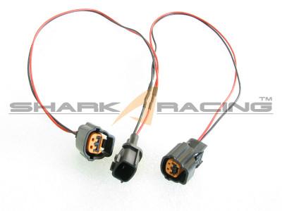 2012 2017 veloster plug and play dual horn wire harness shark racing rh sharkracing com Automotive Wiring Harness Car Wiring Harness
