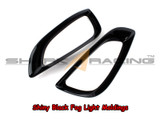 2012-2014 Azera HG Black Foglight Molding Kit