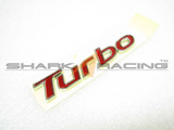 Factory Turbo Emblem