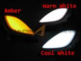 2011-2013 Elantra Surface-Lit LED Fog Light Kit