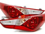 2011-2014 Sonata Factory OEM LED Tail Lights - Type 2