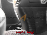 2019+ Forte K3 Carbon Fiber Style Console Rear Protector