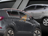 2011-2013 Sonata Chrome Door Trim