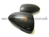 2012-2017 i30 Elantra GT Genuine Carbon Fiber Mirror Covers