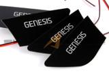 2018-2020 Genesis G80 LED Door Catch Plate Kit
