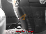 2020+ Palisade Carbon Fiber Style Console Rear Protector