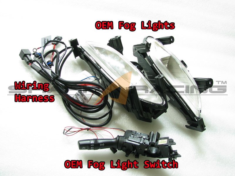 2011-2013 Sonata Factory Fog Light Kit - Shark Racing on fog light connectors, fog light yellow paint, fog light cover, motor harness, fog lights for cars, fog lights kit chevy, fog light bumper, fog light hood, speed sensor harness, tail light pigtail harness, fog light switches, fog light accessories, fog light computer, fog light grille, camaro fog light harness, fog light resistor, fog light glass, fog light bulbs, pontiac g6 low beam harness, fog light bracket,
