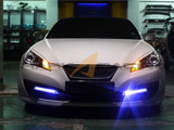2010-2012 Genesis Coupe LED Running Light Kit
