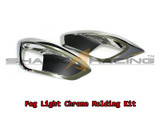 2010-2013 Tucson Chrome Foglight/Reflector Molding Kit
