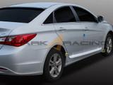 2011-2013 Sonata Chrome Lower Door Molding Set