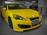 2010-2012 Genesis Coupe Fiberglass Grill - Spec-1