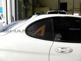 96-99 Tiburon C-Pillar Decal Kit