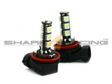 00-01 Tiburon Super White LED Fog Light Bulbs