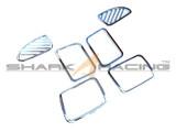 09 Optima Chrome Interior Kit