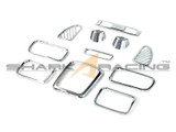 06-08 Optima Chrome Interior Kit