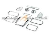 06-08 Optima Chrome Interior Kit
