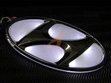 Two-Way LED Hyundai Emblem