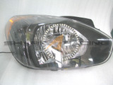 06-10 Accent Angel Eye Headlights