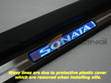 99-10 Sonata LED Door Sills