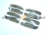 01-06 Elantra Chrome Door Handle Overlays
