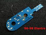 96-98 Elantra Climate Control Conversion Kit